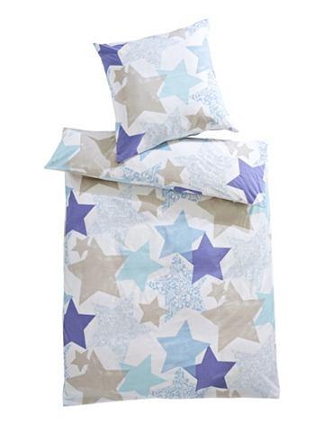 Fotografie heine home Ložní prádlo bledě modrá - Renforcé - renforcé cca 135x200 cm a cca 40x80 cm