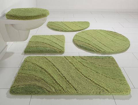 My Home Souprava pro závěsné WC, my home »Josie« (3-dílné), mikrovlákno, výška 20 mm, protiskluzová úprava černá - 20 mm 12 (3-dílná sup. Před visící WC)