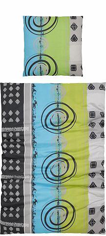 Ložní prádlo, Ecorepublic Home, »Damme« s kruhovými motivy