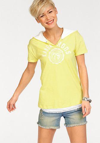 Kangaroos® Tričko a top světle žlutá - standardní velikost 32/34(XS)