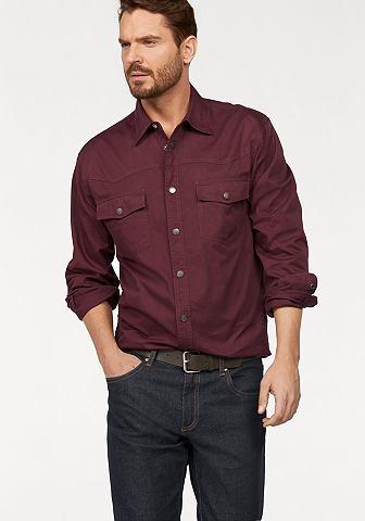 ARIZONA Džinová košile, Arizona cerná - standardní velikost 43/44