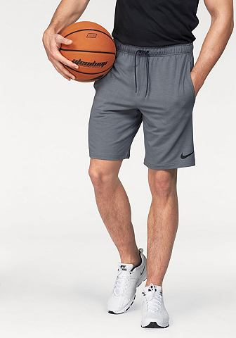 "Nike DRI-FIT TRAINING FLEECE 8"" SHORT Šortky"