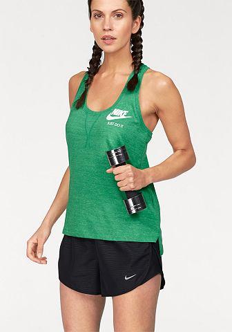 Nike NSW GYM VINTAGE TANK Sportovní top