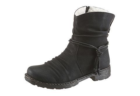 Rieker Rieker Zimní boty černá - EURO velikosti 42 (8)
