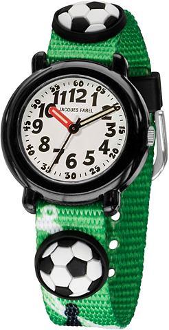 Jacques Farel Jacques Farel Náramkové hodinky, »KPA6005« zelená