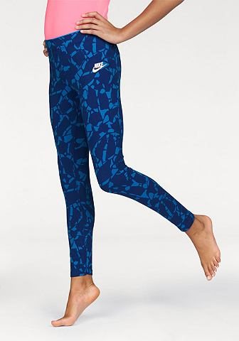 Nike Legíny »NSW LEGGING AOP«