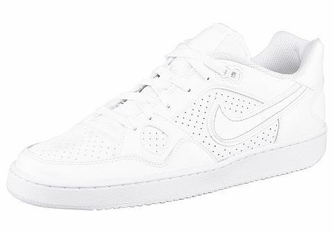 Nike Sportswear Nike Sportswear Botasky »Son of Force« bílá/bílá - EURO velikosti 41
