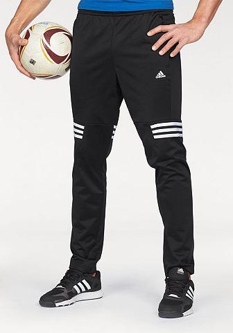 adidas Performance adidas Performance Sportovní kalhoty »CLIMA BASE MID PANT TAPERED KNITTED« černá/bílá - standardní velikost L (52/54)