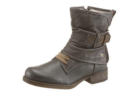 Mustang Shoes Kozačky