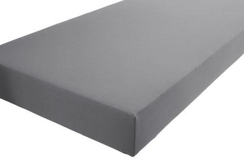 heine home Napínací prostěradlo bílá cca 180x200 cm