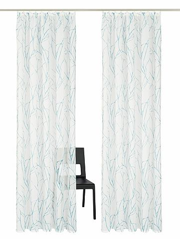 Záclona, my home »Emba« (2 ks)