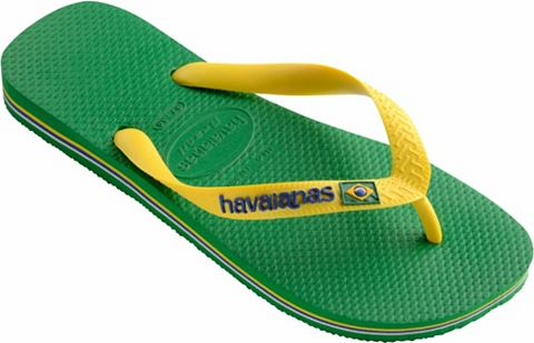 Havaianas Havaianas Žabky »Brasil Logo« námořní modř - EURO velikosti 39/40
