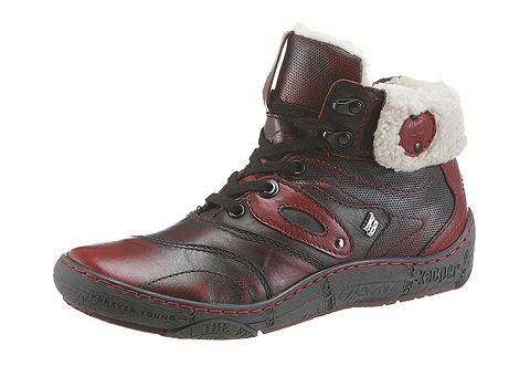 KACPER Zimní obuv vysoká