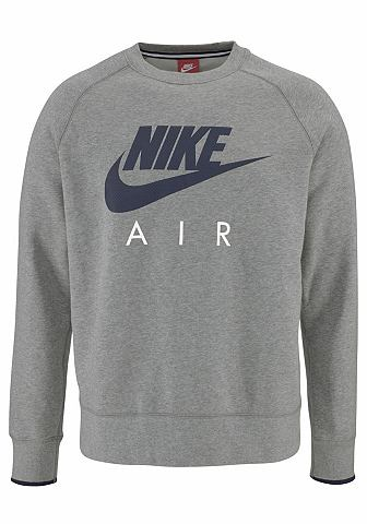 Nike NIKE AW77 FLEECE CREW-AIR HERITAGE Mikina