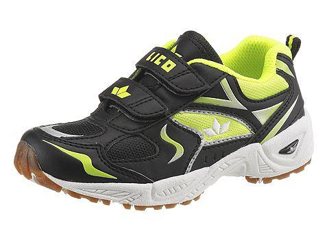 Lico LICO Topánky na suchý zips bílá komb. - EURO velikosti 33