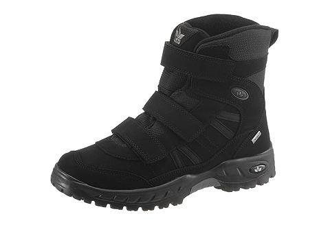 Lico Lico Zimní vysoká obuv »Wildlife« černá - EURO velikosti 47 (11,5/12)