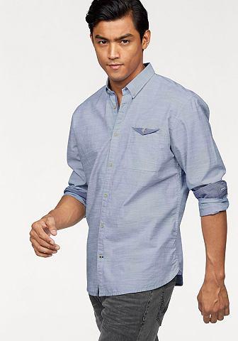 Tom Tailor Tom Tailor Košile modrá - standardní velikost XL (43/44)