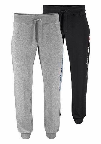 Champion Champion Sportovní kalhoty černá+šedá - standardní velikost XXL (56)