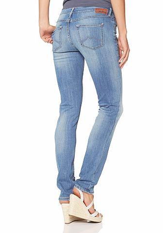 Cross Jeans Cross Džínsy® Úzké džíny »Melissa« modrá - délka 30 24