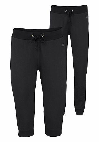 Champion Champion Teplákové kalhoty černá+černá - standardní velikost XXL (44)