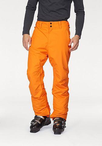 Billabong Herren Billabong Lyžařské kalhoty »LOWDOWN« oranžová - standardní velikost XXL (56)