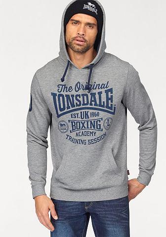 Lonsdale Mikina s kapucí