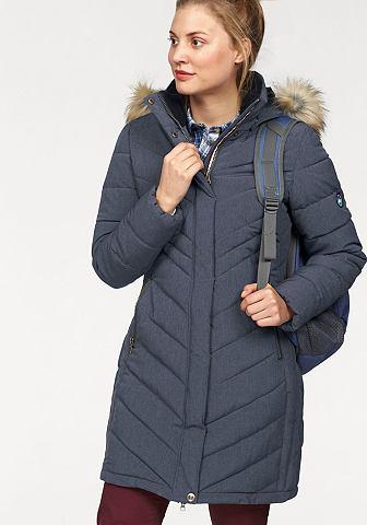Polarino Prošívaná bunda Polarino antracitová - standardní velikost 34