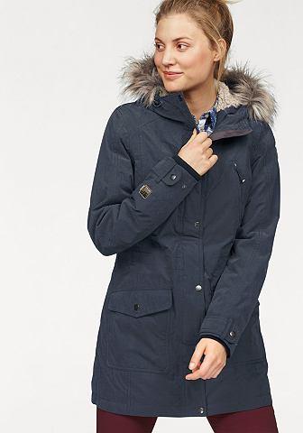 Icepeak Icepeak Zimní bunda »ULA« námořní modř - standardní velikost 48