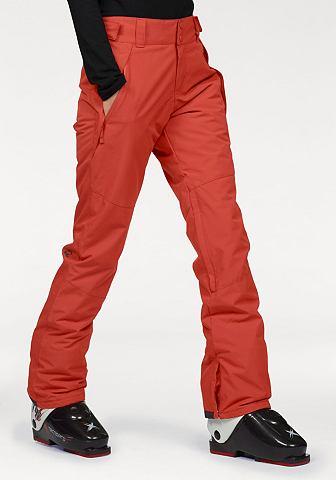 Billabong Damen Billabong Lyžařské kalhoty »MALLA« rezná - standardní velikost XS (34)