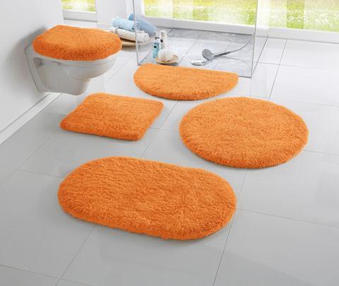 Koupelnový kobereček, oválný
