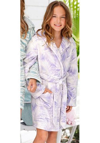 Kimono světle fialová/bílá 176/182