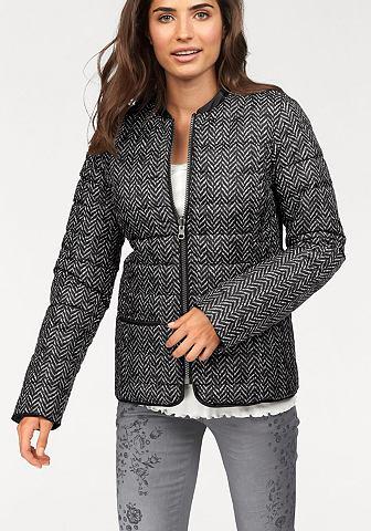 Boysen's Boysen 's Zimní bunda černá/bílá - standardní velikost 52(XXL)