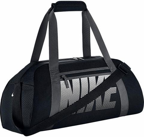 Nike Nike Sportovní taška »WOMEN'S GYM CLUB« černá/šedá
