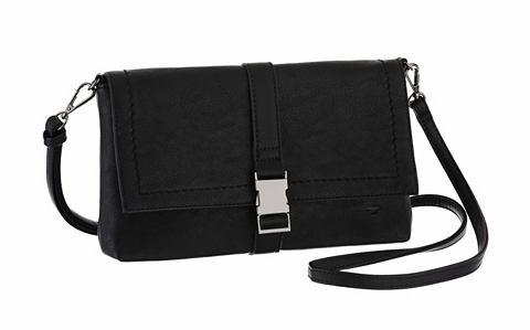 Tom Tailor Tom Tailor kabelka přes rameno »ESRA« barva stříbra/černá
