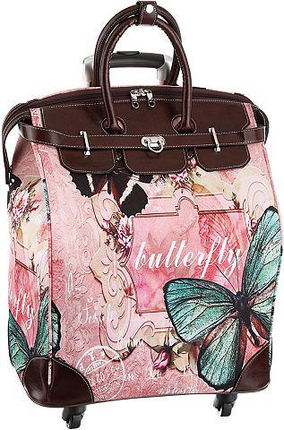 Laura Scott nákupní taška na kolečkách