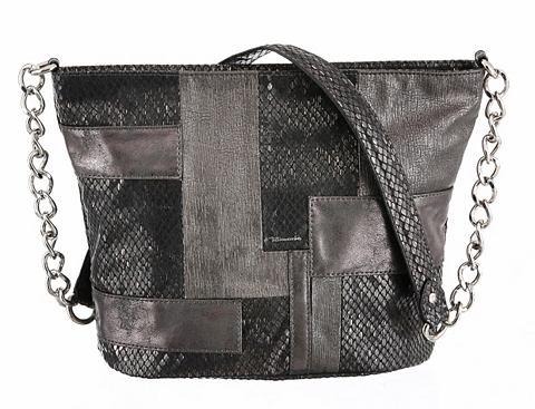Tamaris Tamaris taška přes rameno »LONE« černá/šedá