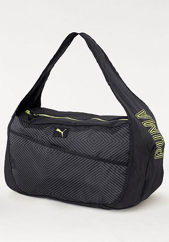 PUMA Puma Sportovní taška »Studio Barrel Bag« černá
