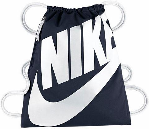 Nike Sportswear Nike Gymnastický vak »HERITAGE GYMSACK« šedá