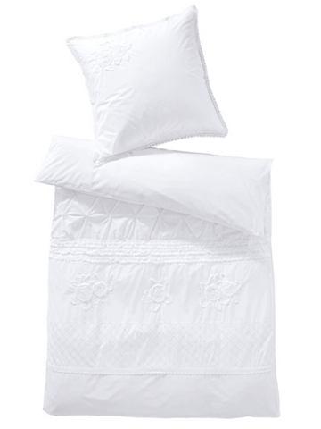 heine home heine home Ložní prádlo bílá ca. 135x200 cm a ca. 40x80 cm
