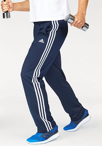 adidas Performance Sportovní kalhoty »ESSENTIALS 3S REGULAR FIT TRICOT PANT«