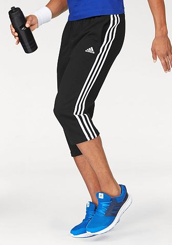 adidas Performance 3/4 kalhoty »ESSENTIALS 3S 3/4 FRENCH TERRY PANT«