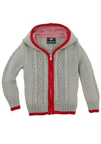 Hohenstaufen Krojový dětský svetr na zip