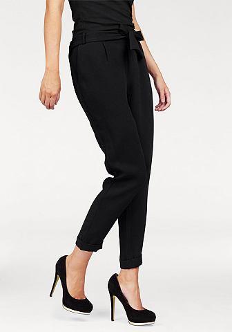 Vero moda® Vero Moda Kalhoty »MARI« černá - standardní velikost 34