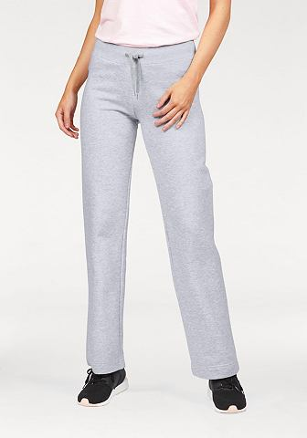 Fruit of the Loom Tepláky »Lady-Fit Jog Pants mit offenem Beinabschluss«