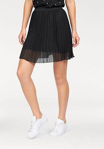 AJC AJC Plisovaná sukně černá/bílá - standardní velikost 32
