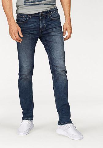 Tom Tailor Denim Elastické kalhoty »Aedan«