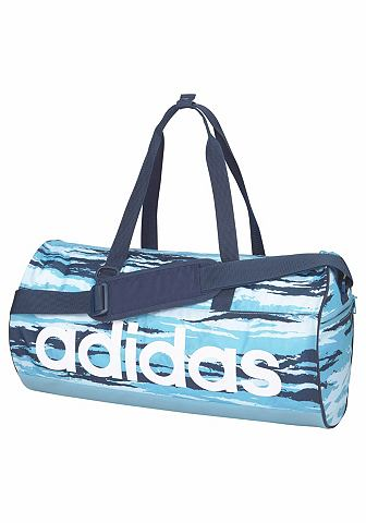 adidas Performance adidas Performance Sportovní taška »LINEAR PERFORMANCE TEAMBAG GRAPHIC« modrá/bílá S