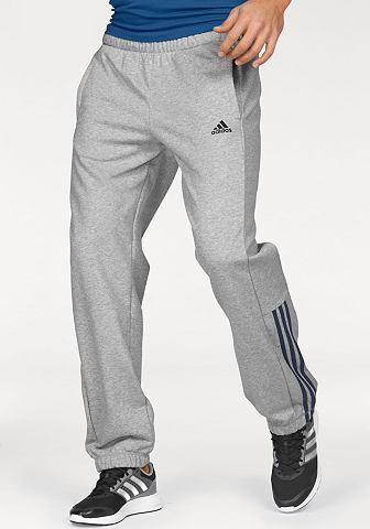 adidas Performance adidas Performance Teplákové kalhoty »ESSENTIALS 3S MID PANT FRENCH TERRY« černá - standardní velikost L (52/54)