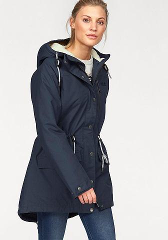 Jack Wolfskin Jack Wolfskin Nepromokavý sportovní kabát »WINTER DUNVILLE« námořní modř - standardní velikost S (36/38)