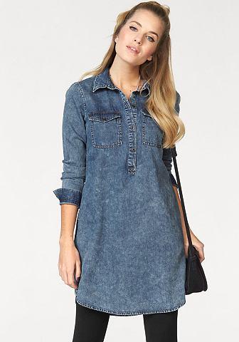 Vero Moda Riflové šaty »MIMOZA«